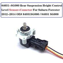 84031-SG000 Sensor de Nível de Controle De Altura da Suspensão Traseira Para Subaru Forester 2012-2014 OE #84031SG000/84031 SG000