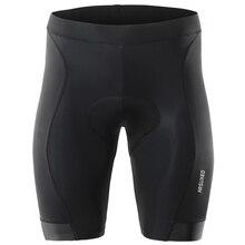 Gel Pad Ciclismo Mountain Bike Shorts Gli Uomini Downhill MTB Della Bicicletta UnderpantsSummer Quick Dry Biancheria Intima Nera Shorts