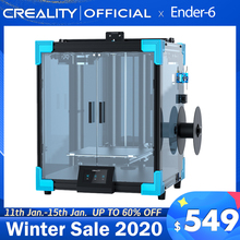 CREALITY 3D Printer New Core-XY Ender-6 Large Printing 250*250*400MM Silent motherboard