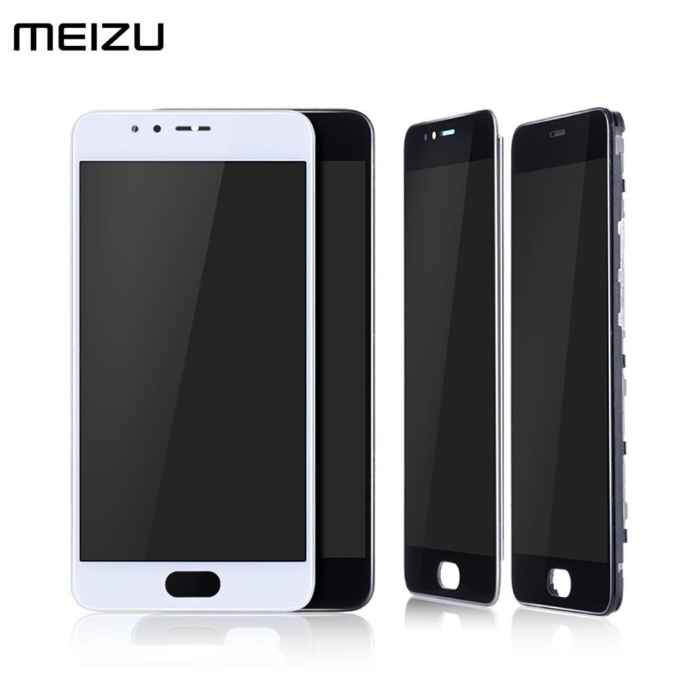Original 5.2 ''affichage pour Meizu M5S LCD écran tactile avec cadre panneau de remplacement pour Meizu M5S LCD M612H Module M5S #4
