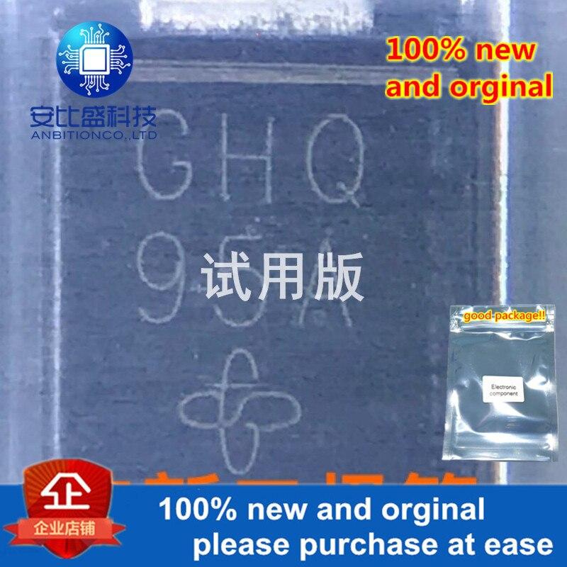 20pcs 100% New And Orginal SMCJ170-E3/57T 170V One-way TVS Protection Tube DO214AB Silk-screen GHQ