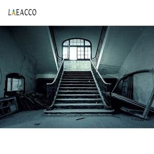 Image 5 - Laeacco Luxury Palace Spiralบันไดเสาตกแต่งภายในการถ่ายภาพพื้นหลังภาพครอบครัวฉากหลังสำหรับPhoto Studio
