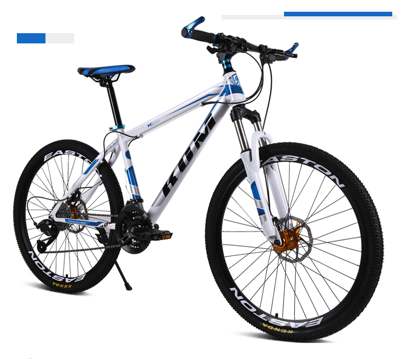 New X-Front Brand 24/27 Speed 26 Inch Disc Brake Outdoor Sport Bicycle Downhill Mountain Bike Carbon Steel Bicicleta