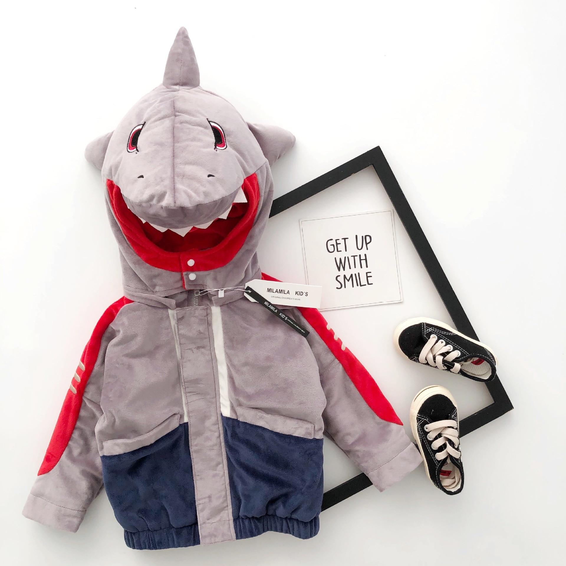 Kids, Jacket, Coats, Boys, Tonytaobaby, Three-dimensional