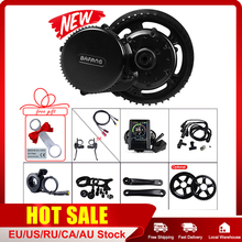 Electric-Bicycle-Conversion-Kits Ebike Mid-Drive-Motor Powerful-Engine Bafang Bbs02b