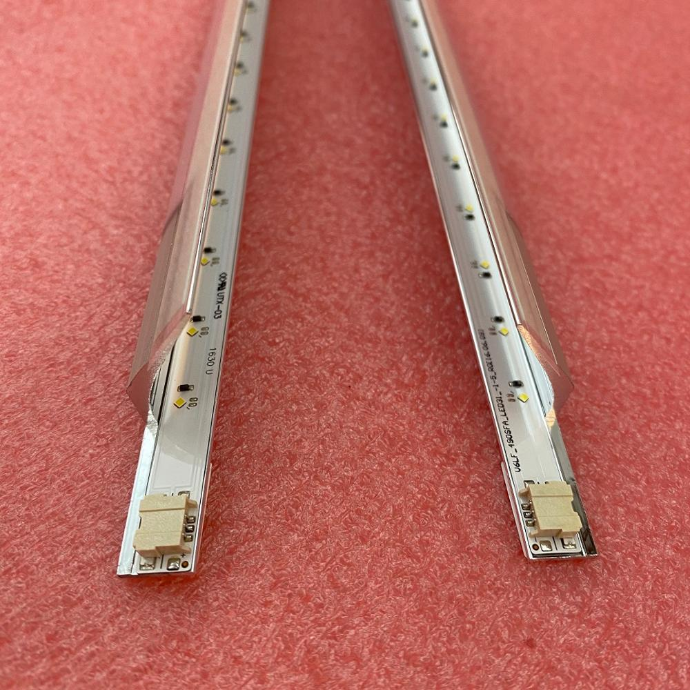 New 2 PCS LED Backlight Strip For Samsung UN49K5300 UE49K5100 CY-FK049BNEV3H 49K5100A UE49K5100AK UE49K5100AW UE49K5300A
