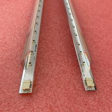 Nouveau 2 pièces LED bande de rétro éclairage pour Samsung UN49K5300 UE49K5100 CY FK049BNEV3H 49K5100A UE49K5100AK UE49K5100AW UE49K5300A