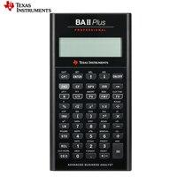 Precio Ti BAII Plus profesional CFA 10 dígitos Led Calculadora de cálculo financiero Calculadora financiera estudiantes Calculadora financiera