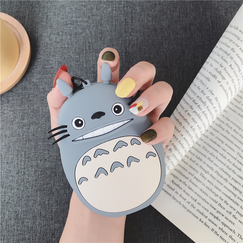 Women Simple Flat Coin Purse Small Cartoon Wrist Bags Exquisite Portable Mini Bag Money Pouch For Female Pochette Carteira