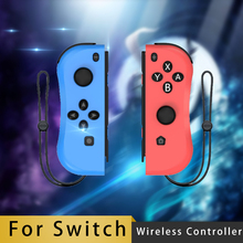 Wireless Gamepad for Switch Bluetooth Controller Joy Game Console Joystick dualmotor Vibration