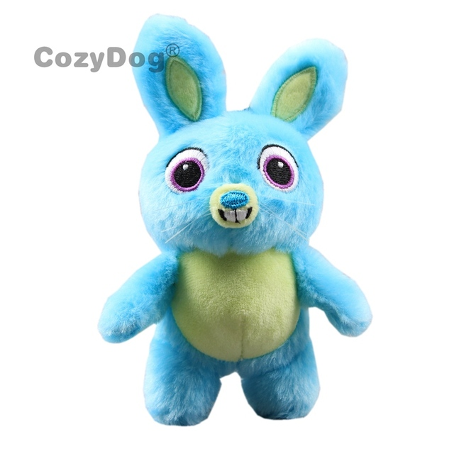 Story 4 Plush doll toys 11-16 cm Buzz Lightyear Woody Jessie Forky Slinky Dog Lotso Bullseye Horse Figure Toys Children gift