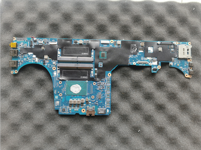 FOR Dell Precision 15 7530-i7 8750h 4.1ghz Motherboard (xm3hc) 1