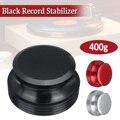 Черный/серебристый/красный шарнирный зажим, виниловый шарнирный диск для записи, стабилизатор, балансировка веса, вибрация
