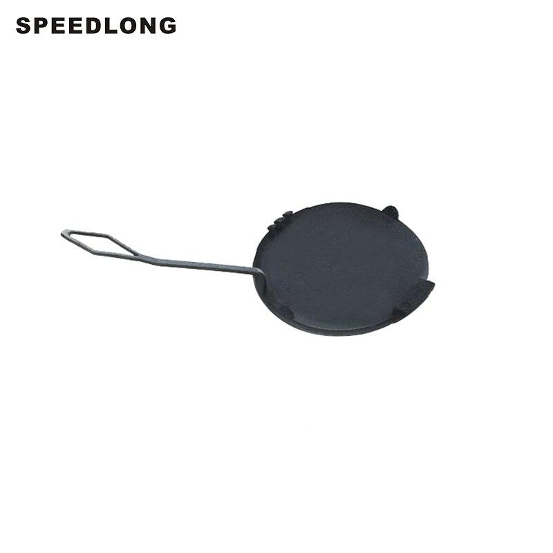 1 шт. правый Автомобильный Буксировочный Крюк крышка переднего бампера буксировочный крюк повязка на глаза, маска для сна крышка подходит д... - 2