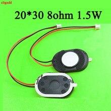 cltgxdd 1.5W8R 8R1.5W GPS Speaker 2030 1.5W 8R 1.5W 20 * 30mm Thickness: 4MM