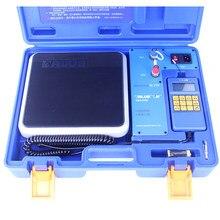 Balance de charge A/C numérique, VES-50B de valeur, balance électronique de réfrigération pour réfrigérant