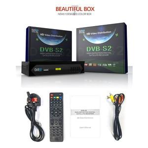 Image 5 - Vmade Completamente HD Digital DVB S2 Ricevitore Satellitare DVB S2 TV BOX MPEG 2/ 4 H.264 supporto HDMI Set Top Box Per La RUSSIA/Europa