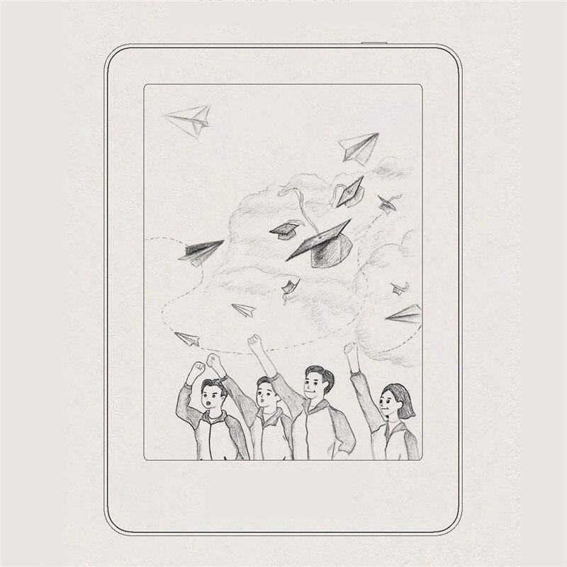 Xiaomi MiReader электронная книга 1 Гб + 16 Гб HD 6 дюймовый защита глаз электронные чернила Экран планшетный электронных Бумага электронная книга Тип... - 3