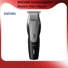 New Xiaomi Enchen Hummingbird USB Charging Electric Hair Clipper 10W 110 220V Hair Trimmer with 3 Hair Comb for Man