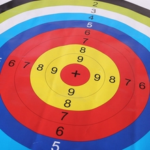Paper For Arrow Bow Archery Shooting Hunting Practice Accessory Full Ring