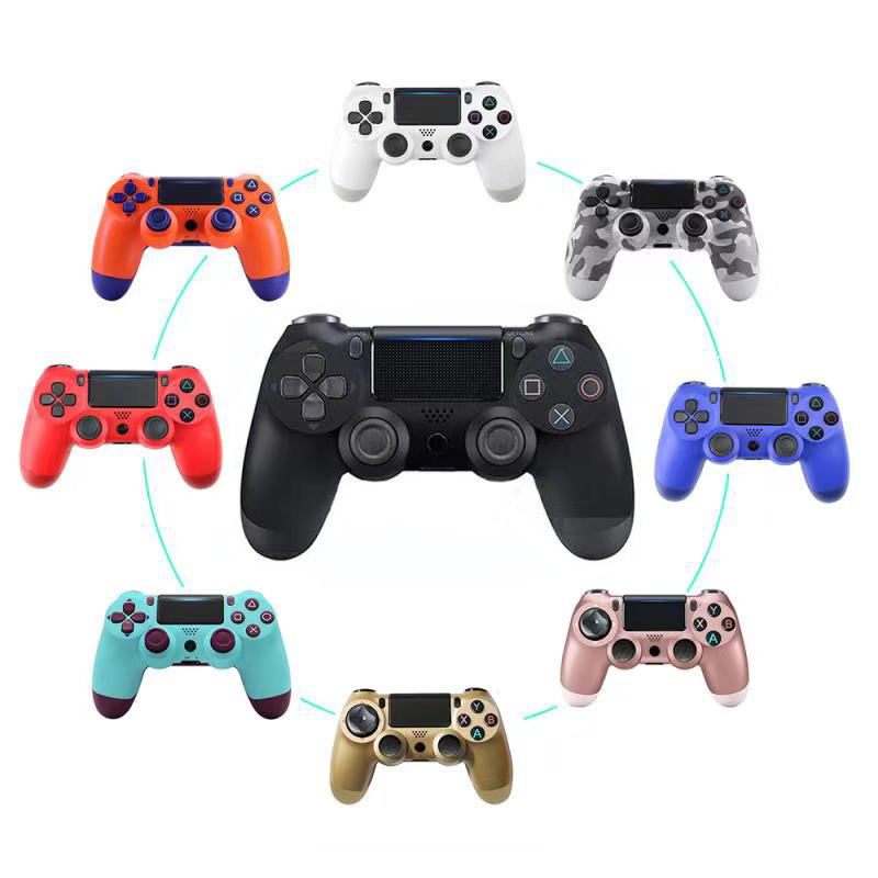 Game Joystick FOR Sony PS4 Wireless Bluetooth Controller For PlayStation 4 Pro/Slim/PC/iPad/Tablet/Steam/DualShock 4 Gamepad