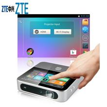 Zte spro 2 проектор hd 4g lte android wifi