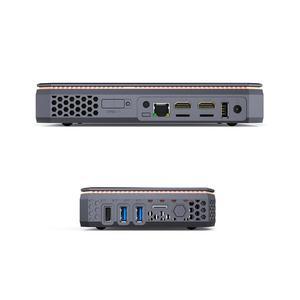 Image 5 - T12 CPU AMD A4 7210 windows10 mini pc DDR3L 8G Emmc 64G support HDD 1000M lan BT4.2 windows 10 mini computer