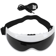 Electric Eye Massager Health Care Vibration Eye Massage Smart Eye Massage Heated Goggles Anti Wrinkles Eye Care