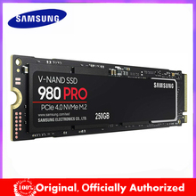 SAMSUNG 980 Pro SSD M.2 NVMe PCIe 250GB 500GB 1TB Internal Solid State Disk M2 2280 PCIe Gen 4.0 x 4 up to 6400 MB/s for Laptop