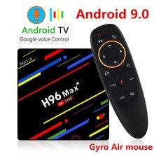 H96 MAX Plus TV BOX Android 9.0 4GB RAM 32GB 64GB ROM Rockch