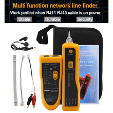 Network-Cable-Tester Telephone-Wire-Tracker Tracer Stp-Line-Finder Diagnose-Tone UTP