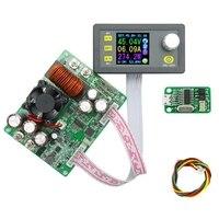 핫 세일 dps5020 lcd 정전압 전류 스텝 다운 프로그래머블 전원 공급 장치 모듈 (usb 통신 모듈 포함)