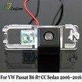 Für Volkswagen VW Passat B6 B7 CC Limousine 2006 ~ 2016 Auto Hinten Backup Kamera Mit Power Relais/HD nachtsicht Auto Reverse Kamera-in Fahrzeugkamera aus Kraftfahrzeuge und Motorräder bei