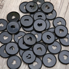 100pcs 35mm Disc Bin...