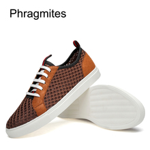 Phragmites Lightweight Walking Male Sneakers Fashion Lace Up Footwear Adult Large Size Men Shoes Comfortable Zapatillas Hombre