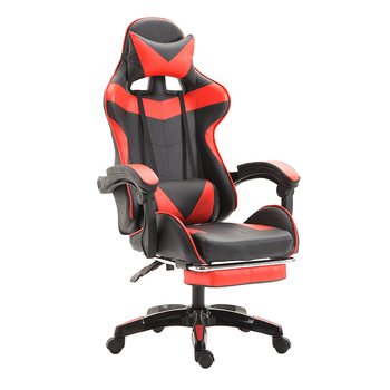 цена на Hot WCG Gaming Chairs for Game Computer Chairs Adjustable Lifting up Gaming Chair High Quality Leather
