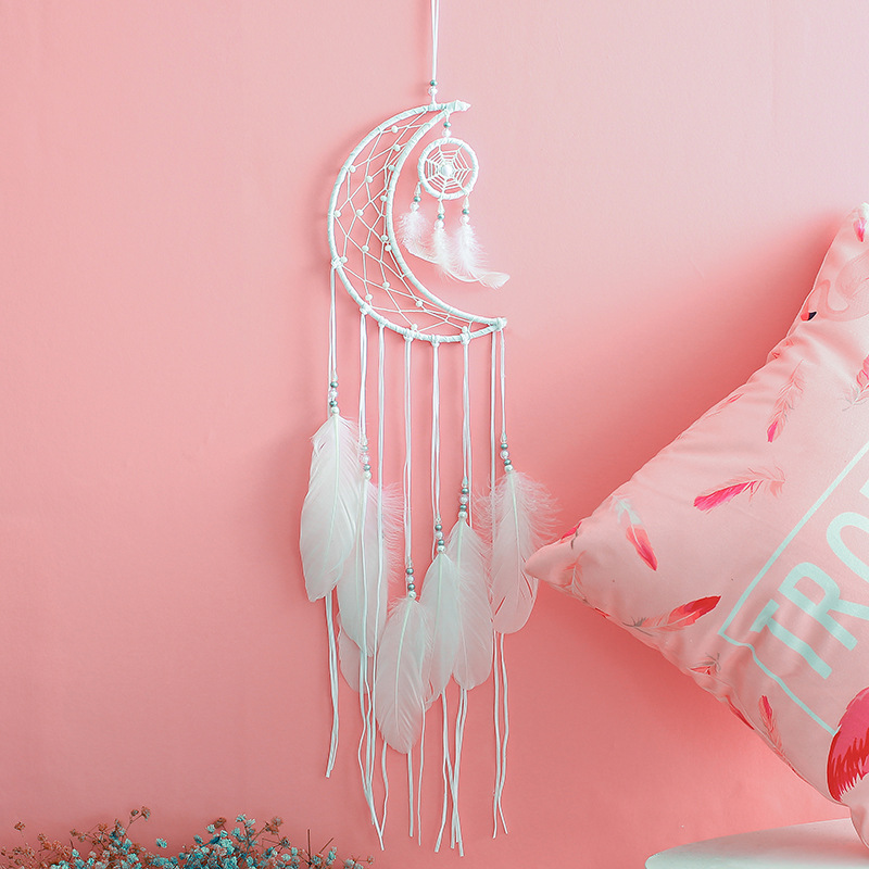 Dream-Catcher Bedroom Home-Decoration Handmade Dormitory Car Pendant New Exquisite