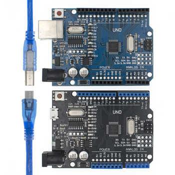 20pcs UNO R3 MEGA328P/CH340G chip 16Mhz for arduino Development board control board - DISCOUNT ITEM  17% OFF All Category