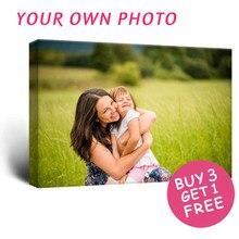 Imprimés Photo personnalisés, toile de peinture, votre Photo se transforme en toile, affiche et imprimés personnalisés, décoration de maison