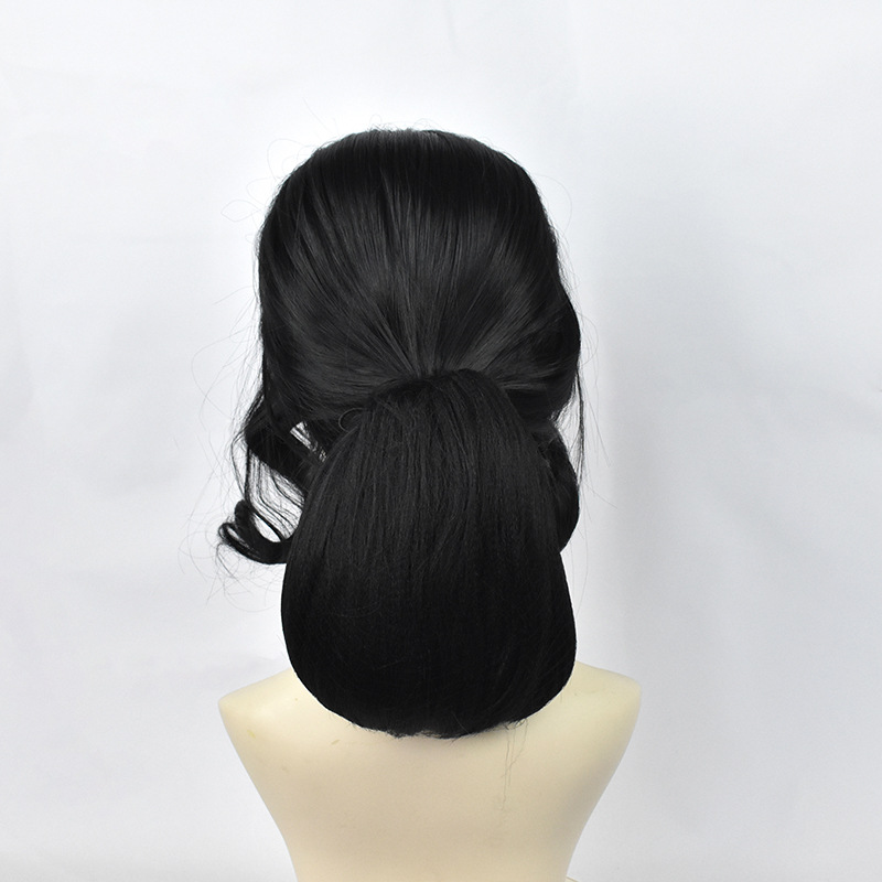 Купить cosplay wig anime big fake hair bag japanese style up do