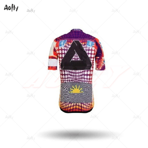 2020 The New EF Education First Pro Team Italia Short Sleeve Cycling Jersey Summer Cycling Wear Ropa Ciclismo Men's Cycling Top