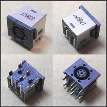 Nova tomada de alimentação dc conector de carregamento porta tomada para dell m6410 m6400 m6500 m6410 m18x r3 m15x