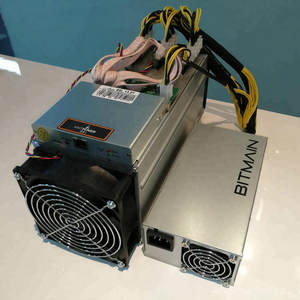 Used second hand LUCBIT antminer s9 13.5th/s bitcoin asic miner S9 with pc psu