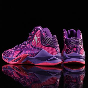 Retro męskie obuwie do koszykówki wysokiej jakości piłka do koszykówki trampki mężczyźni profesjonalne sporty outdoorowe buty wojskowe mężczyźni treningowe buty sportowe tanie i dobre opinie KevinSmith CN (pochodzenie) Średnie (b m) RUBBER Cotton Fabric Bezpłatne elastyczne Lace-up Spring2019 Pasuje prawda na wymiar weź swój normalny rozmiar