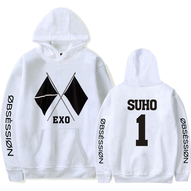 OBSESSION X-EXO THEMED HOODIE (26 VARIAN)