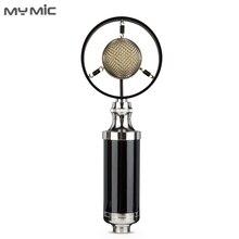 Micrófono condensador profesional My Mic T4, micrófono de estudio de grabación para transmisión en vivo