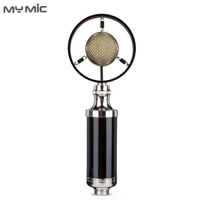Mon micro T4 Microphone de Studio denregistrement à condensateur professionnel pour la diffusion en direct