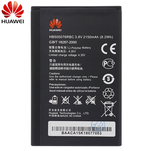 Image 2 - Hua Wei Replacement Phone Battery HB505076RBC For Huawei Y3 ii Y3II U22 G606 G610 G610S G700 G710 G716 A199 C8815 Y610 2150mAh