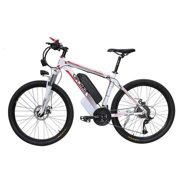 Nuovo C6 Del Prodotto 26 pollici bici elettrica/bicicletta elettrica 48V 10AH 350W con 21 velocità di alta qualità