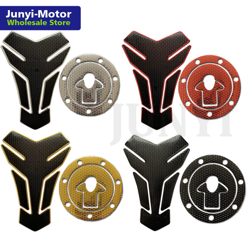 3D Motorcycle Gas Oil Fuel Tank Pad Protector Cover Fishbone <font><b>Sticker</b></font> For KTM <font><b>DUKE</b></font> 390 200 RC390 image